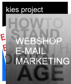 e-mail voor webshop