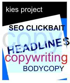 copywriting voor digitale toepassingen